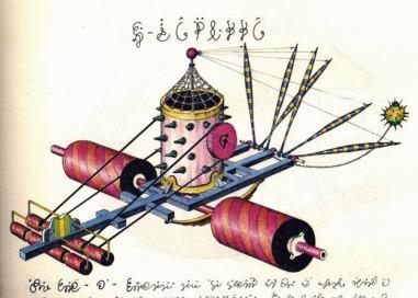 CodexSeraphinianus-machine