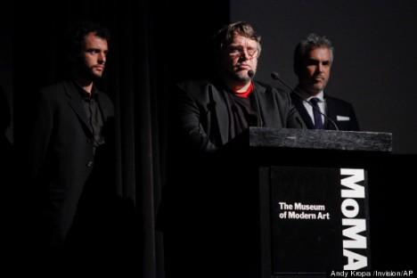 Jonas Cuaron, Guillermo del Toro, Alfonso Cuaron