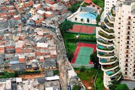 pobreza y riqueza en el mundo 7