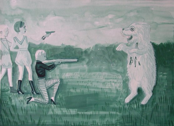 polowanie-zielone