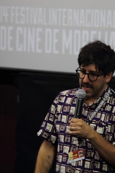 Kyzza Terrazas, director de Somos lengua (2016)